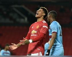 Man Utd vs. Burnley injury, suspension list, predicted XIs