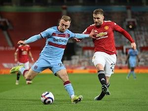 Luke Shaw determined to help Man United reach EL final