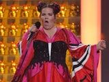 Netta pictured in her Eurovision 2018 pomp