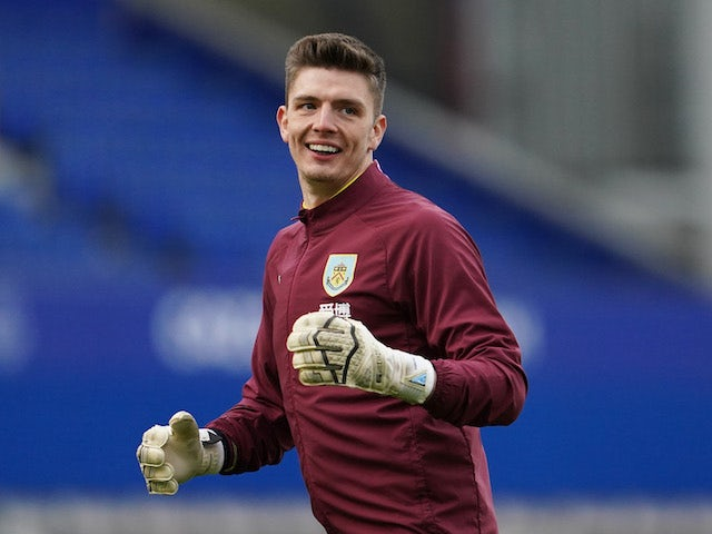 Sean Dyche admits Nick Pope is