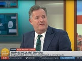 Piers Morgan on Good Morning Britain on March 8, 2021