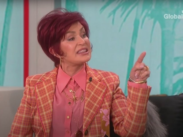 Sharon Osbourne: 'I will not take being called a racist'