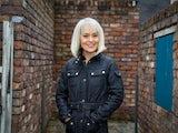 Tracie Bennett on Coronation Street