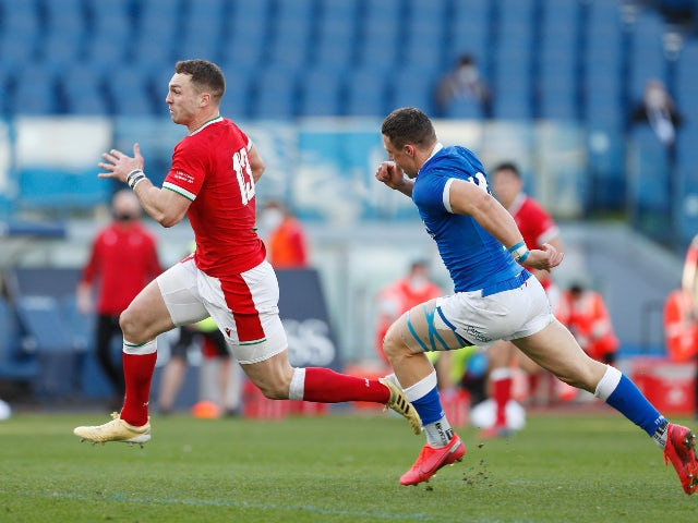 Result: Wales edge closer to Six Nations glory after Italy thrashing