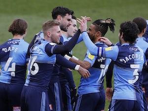 Wycombe 1-0 Preston: Ryan Tafazolli heads home in crucial win