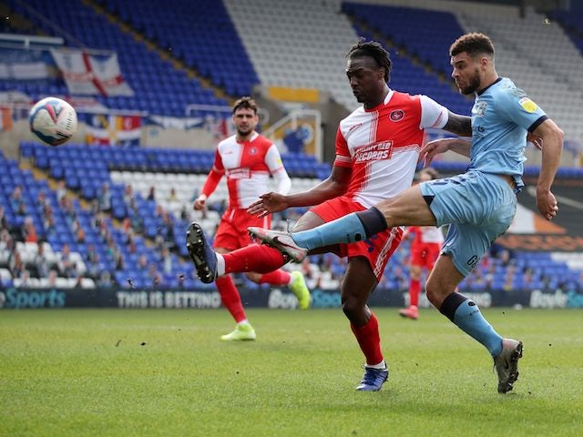 Result: Coventry 0-0 Wycombe: Strugglers play out goalless stalemate