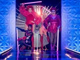 The final four contestants on RuPaul's Drag Race UK series two