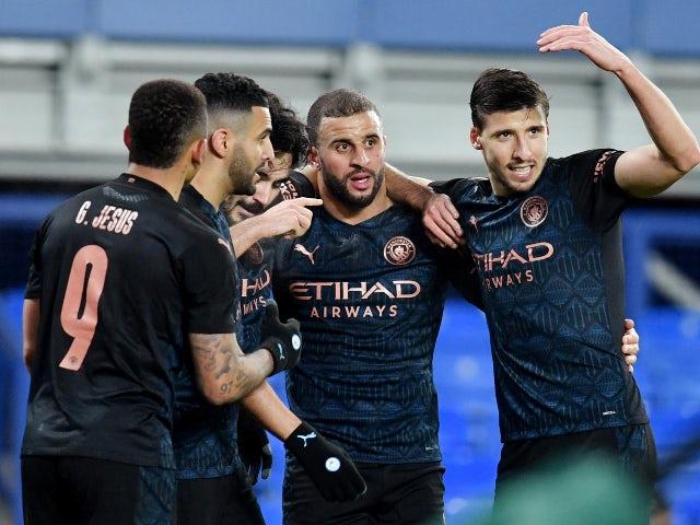 Team News: Man City vs. Everton injury, suspension list, predicted XIs
