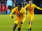 Barcelona 'eye new deals for Oscar Mingueza, Ilaix Moriba'