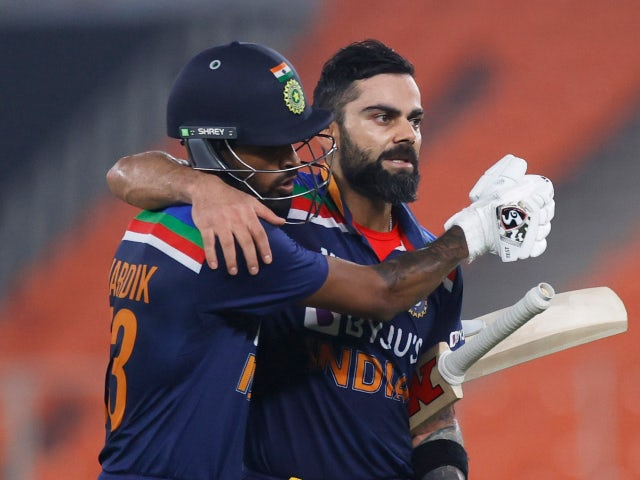 Result: India defeat England in T20 decider