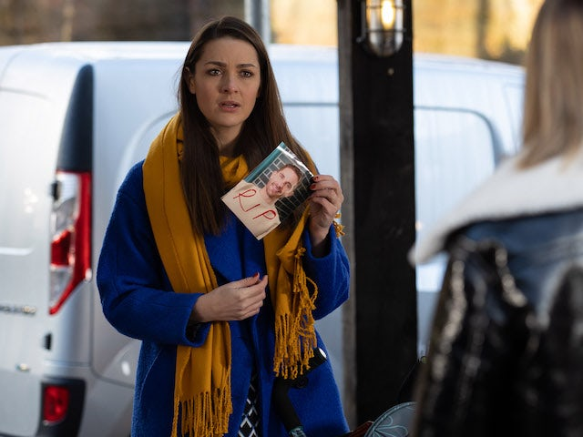 Sienna on Hollyoaks on March 22, 2021