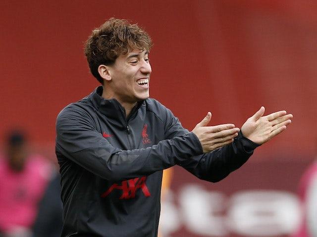 Liverpool 'have no plans to sell Kostas Tsimikas'
