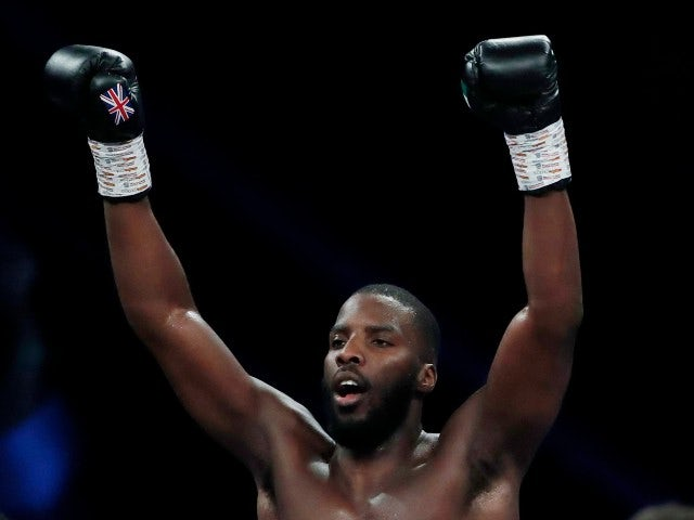 Lawrence Okolie in no mood to get carried away by world champion status