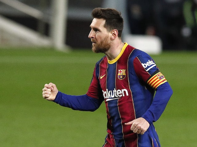 Man City 'still interested in signing Lionel Messi'