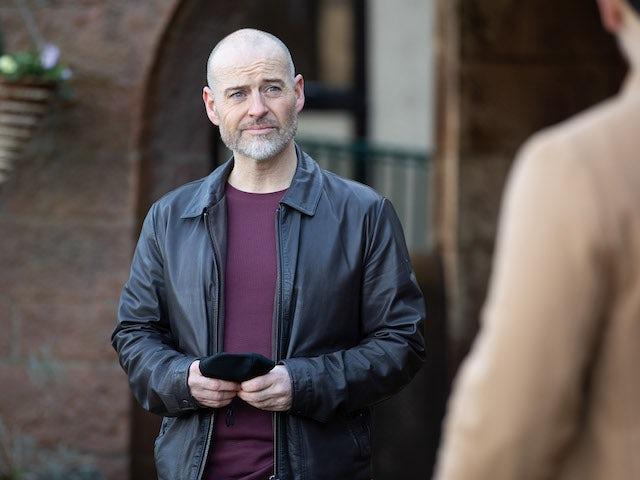 Fergus on Hollyoaks on March 25, 2021