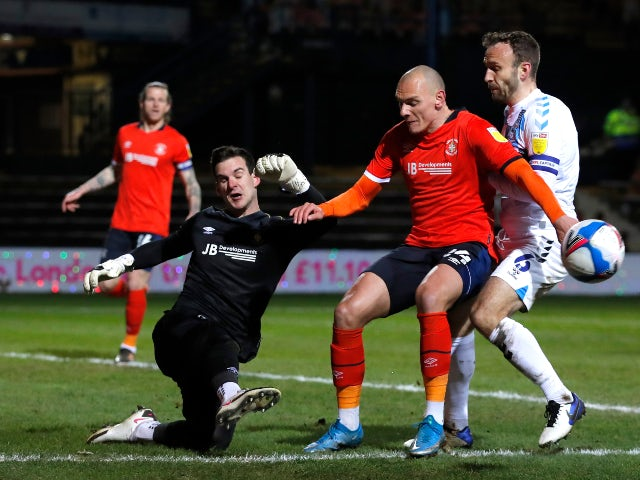 Result: Luton 2-0 Coventry: James Bree nets first goal in home triumph