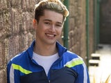 AJ Pritchard as Marco on Hollyoaks on March 29, 2021