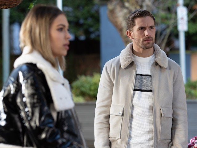 Brody on Hollyoaks on March 22, 2021