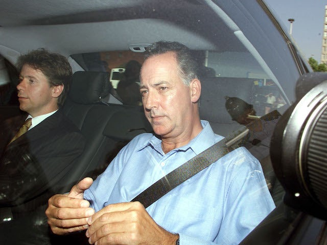 Father of man found dead in Michael Barrymore's pool dies of cancer