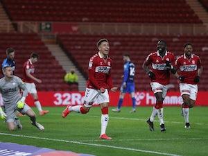 Middlesbrough 2-0 Preston: Neil Warnock's men boost top-six hopes