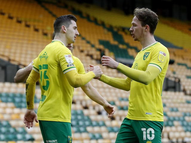 Result: Norwich 1-1 Blackburn: Canaries' winning streak comes to an end