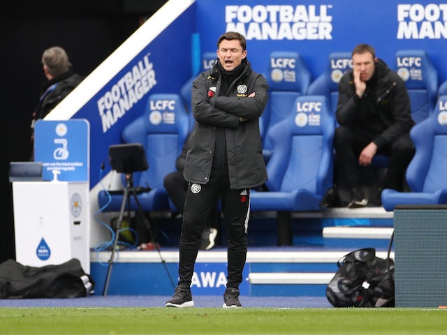 Paul Heckingbottom 'flattered' to be considered for permanent Blades job