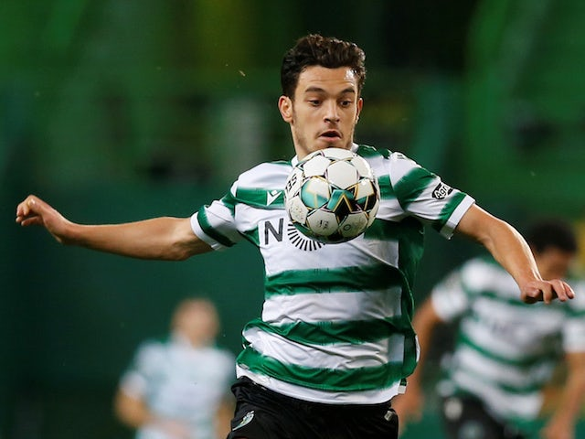 Arsenal to rival Manchester United for Sporting Lisbon's Pedro Goncalves?