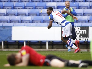 Reading 1-1 QPR: Yakou Meite rescues a point for Royals