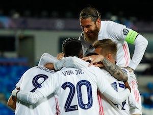 Real Madrid 3-1 Atalanta: Los Blancos ease into quarter-finals