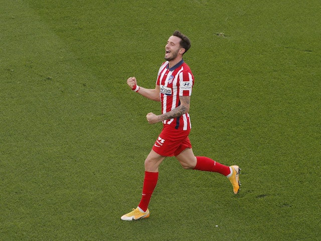 Atletico 'offer Man City Saul, Bernardo Silva swap'