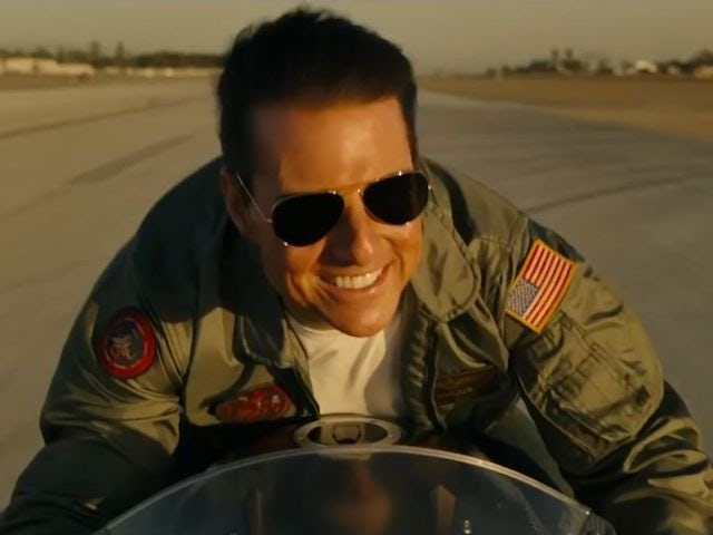 Tom Cruise sends best wishes to England ahead of Euro 2020 final