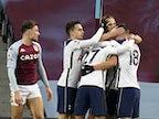 Result: Aston Villa 0-2 Tottenham Hotspur: Jose Mourinho's side bounce back at Villa Park