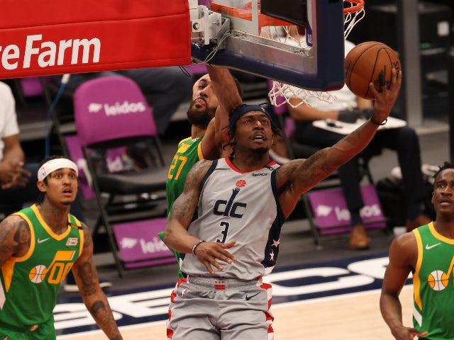 NBA roundup: Bradley Beal inspires Wizards to shock win over Jazz