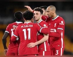 Liverpool vs. Southampton injury, suspension list, predicted XIs