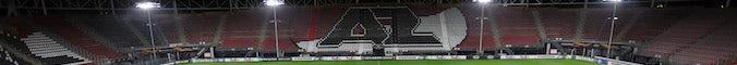 AZ Alkmaar team header