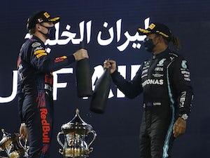 Hamilton wins Bahrain Grand Prix ahead of Verstappen