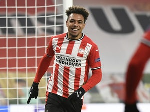 Liverpool 'lead the race for PSV's Donyell Malen'