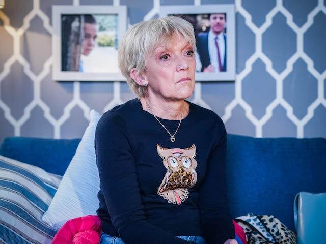 Jean on EastEnders on April 6, 2021