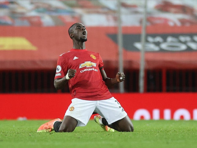 Report: Bailly ready to leave Man United