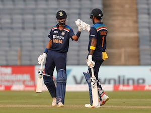 Ben Stokes-inspired England chasing 318 in ODI against India
