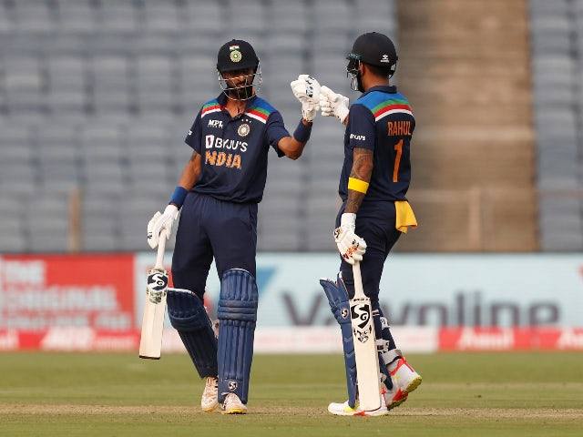 Result: India march to 66-run victory in first ODI against England