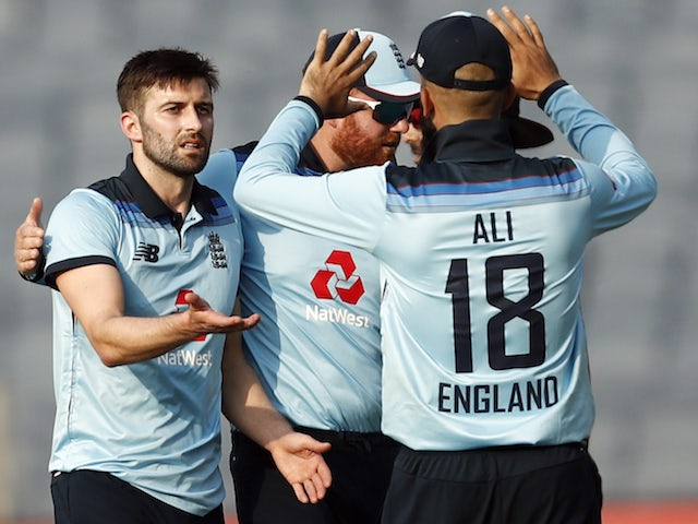 England dismiss India for 329 in one-day series decider