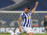 Porto's Jesus Corona in action in January 2021