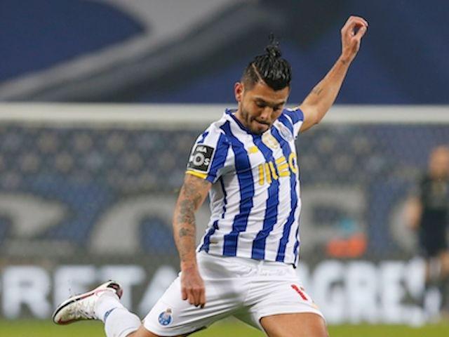 Arsenal 'enter the race for Porto's Jesus Corona'