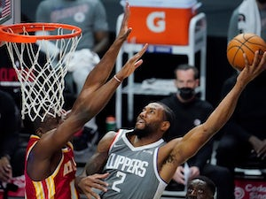 NBA roundup: Clippers down Hawks, Hornets end winless run