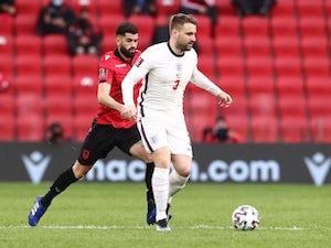 Luke Shaw reveals ruptured wrist ligament concerns before Euro 2020