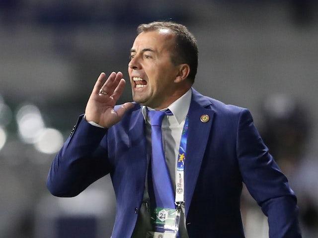 Myotrok Radulovic, nå ansvarlig for Montenegro, avbildet i januar 2019