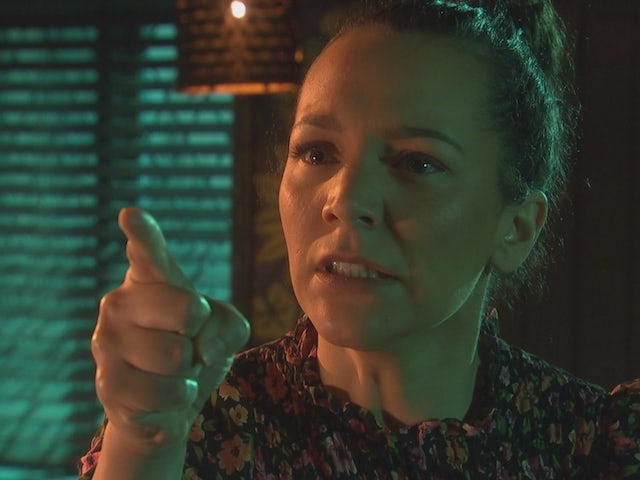 Cleo on Hollyoaks on April 7, 2021
