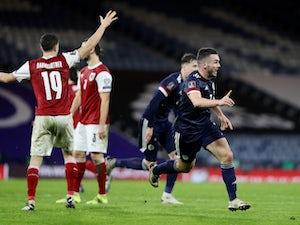 Scotland 2-2 Austria: McGinn earns Clarke's side a point