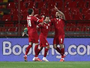 Serbia 3-2 Ireland: Mitrovic scores twice in home win